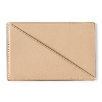 Isaac Reina 'Diagonal Simple' Card Holder