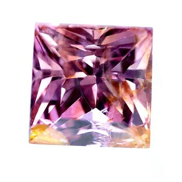 0.56ct Certified Natural Padparadscha Sapphire