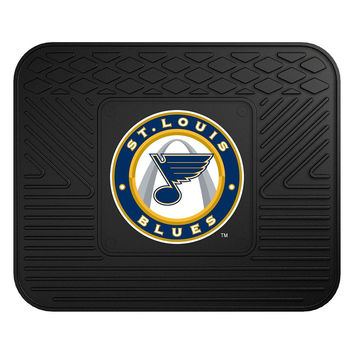 St. Louis Blues NHL Utility Mat (14x17)