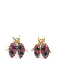 Ladybug Earrings | Moda Operandi