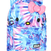 HELLO KITTY TIE DYE BACKPACK