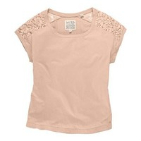 The Kerringhall Lace Tee | Jack Wills