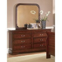 Chateau Brown Collection Dresser