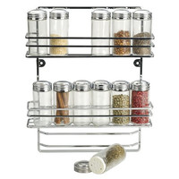 Hanging Spice Rack Set