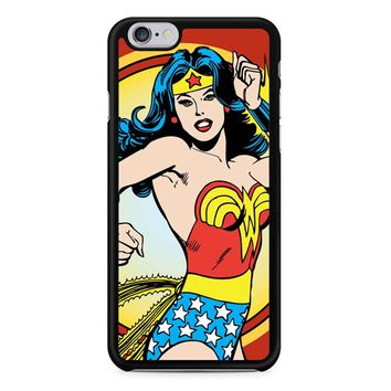 Wonder Woman Retro Hero iPhone 6/6s Case
