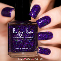 Lacquer Lust Simply Royal