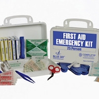 First Aid Kit (25 People)