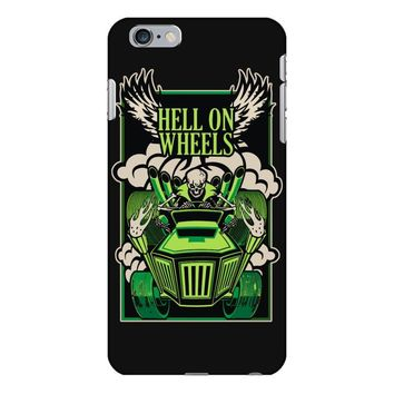 hell on wheels version two iPhone 6/6s Plus Case