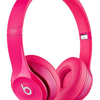The Solo 2 On-Ear Headphones in Pink