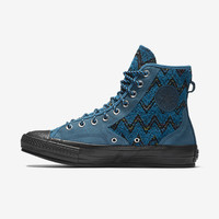 The Converse x Missoni All Star Chuck '70 Hiker High Top Unisex Shoe.