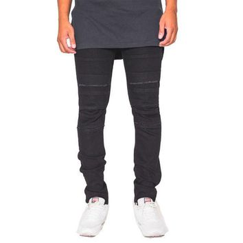 The Dorado Status Jeans Black - Beauty Ticks