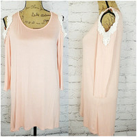 MY EVERYTHING TUNIC IN BLUSH