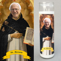 Bernie 2016 - Bernie Sanders Prayer Candle