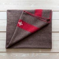 Swiss Army Blanket - Blankets and Throws - Live the Life