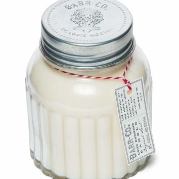 Barr Co. Apothecary Jar Candle