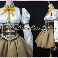 Magical Girl Puella Magi Madoka Magica Manga Gothic Lolita Cosplay Costume Dress - Custom made in any size
