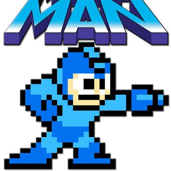 Personalized Video Game Megaman NAME Shirt T-shirt Great Gifts