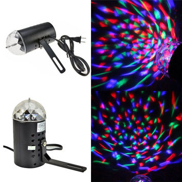 Mini Projector RGB DJ Disco Light Stage Xmas Party Laser Lighting Show