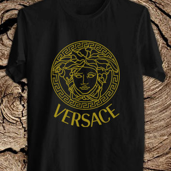 versace shirt women and men inspired medusa tshirt any size vsc 01