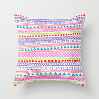 Undefined Throw Pillow by Fimbis | Society6