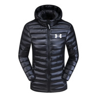 Under Armour Women Men Fashion Casual Hooded Cardigan Jacket Coat Windbreaker