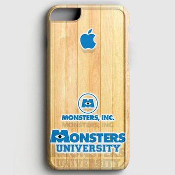 Monster Inc Logo iPhone 6 Plus/6S Plus Case | casescraft