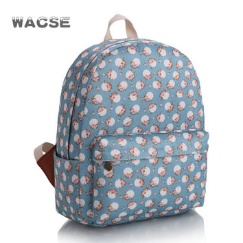 Korean Casual Stylish Fashion Backpack = 4887698628