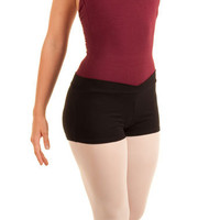 Capezio V Front Boy Shorts - Move Dancewear®