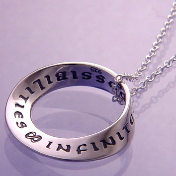 Infinite Possibilities Sterling Silver