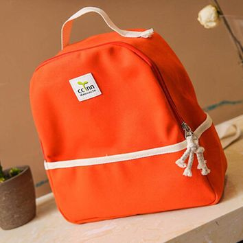 new leather men's woman travel bags Canvas bag backpacks for teenage girls boys school bags for teenagers sac a dos