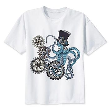 Hip Hop Style New Original Design T-shirt Cool Fashion Man