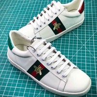 Gucci Ace Embroidered Low Top Sneakers Style 9 - Best Online Sale