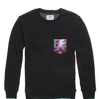 On The Byas Fletcher Blocked Crew Fleece at PacSun.com