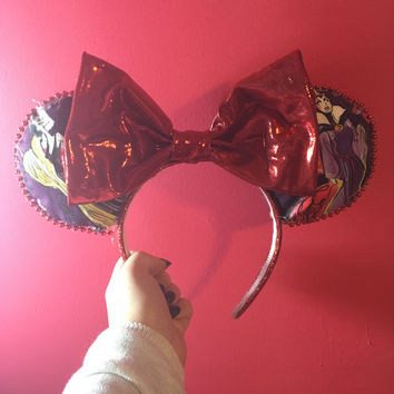 Villains Mouse Ears