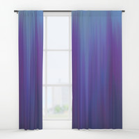 Violet Chromatic Window Curtains by duckyb