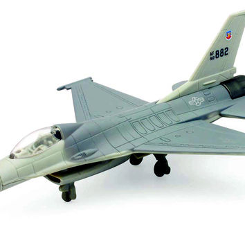 General Dynamics F-16 Fighting Falcon 1/72 Scale Model by NewRay