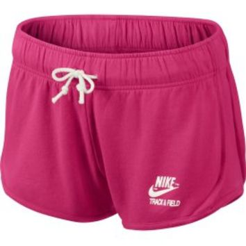 Nike Women's Vintage Fleece Tempo Shorts - Dick's Sporting Goods