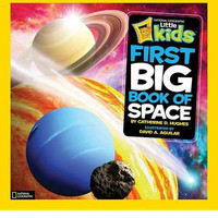 National Geographic Little Kids First Big Book of Space (Hardback)