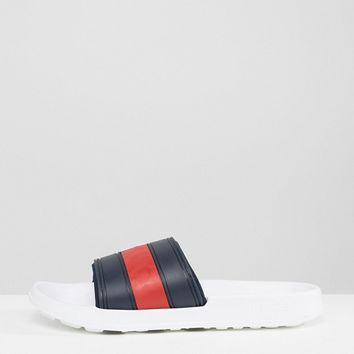 Tommy Hilfiger Splash sliders at asos.com