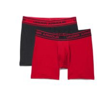 Under Armour Boys' UA Original Series Boxerjock 2-Pack