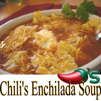 Chili's Enchilada Soup Recipe - Nice and Spicy, delicious, hardy, economic, diner recipe, classic food