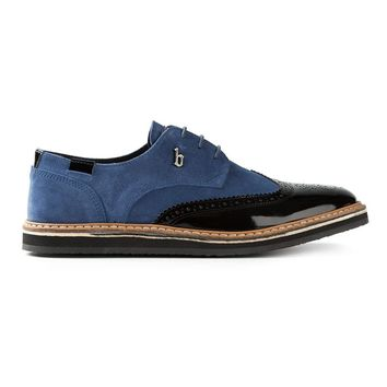 B Store  'Jude' winged brogues