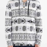 Koto Jacquard Pullover Hooded
