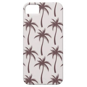 Palm Trees - iPhone 5 Case