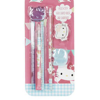 Hello Kitty Stationery Set - Multi