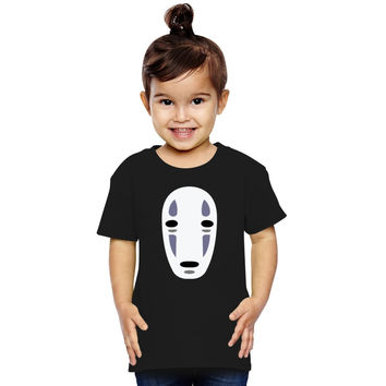 No Face - Spirited Away Toddler T-shirt