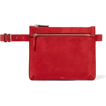 Theory - Suede belt bag