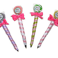 Custom Baby Shower Lollipen
