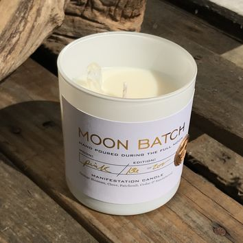 Moon Batch Candle