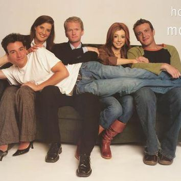 How I Met Your Mother TV Show Poster 24x36
